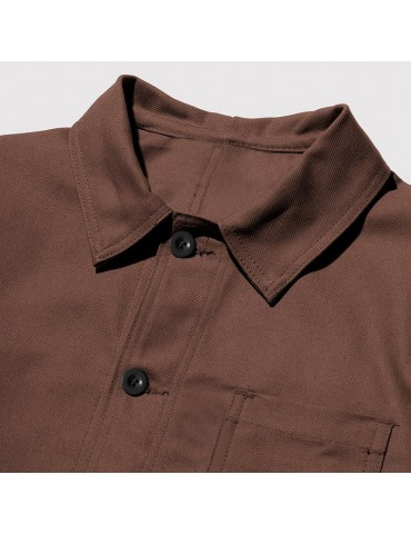 Cotton Vintage Long Sleeve Multi Chest Pockets Casual Jacket for Men